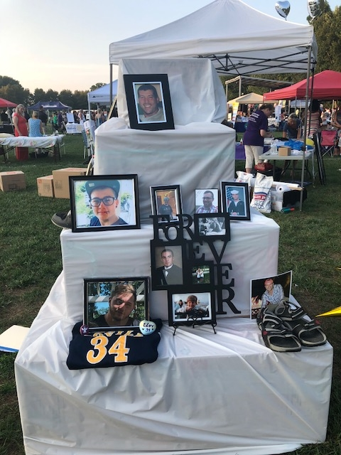 Vigil Honors Overdose Awareness Day